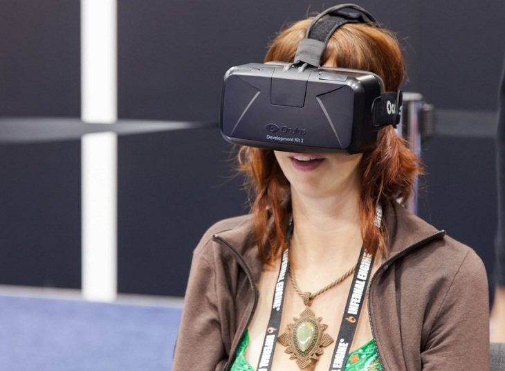 Oculus Rift india