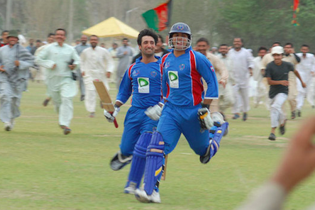 Afghanishtan cricket