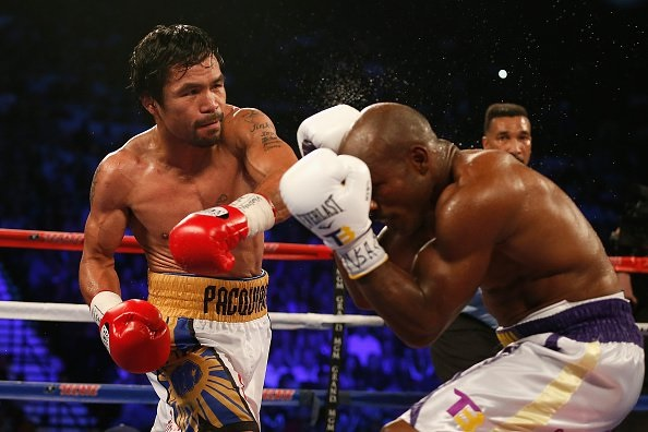 Manny Pacquiao declared his retirement