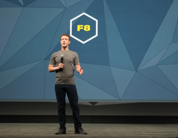 F8 Conference CEO Mark Zuckerberg of Facebook Announce great deals
