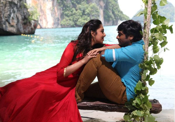 Rekka Movie Official Trailer Released starring Vijay Sethupathi and Lakshmi Menon