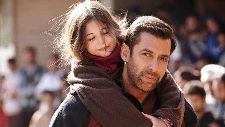 Salman Khan and Harshali Malhotra to be seen together again for a TV Commercial