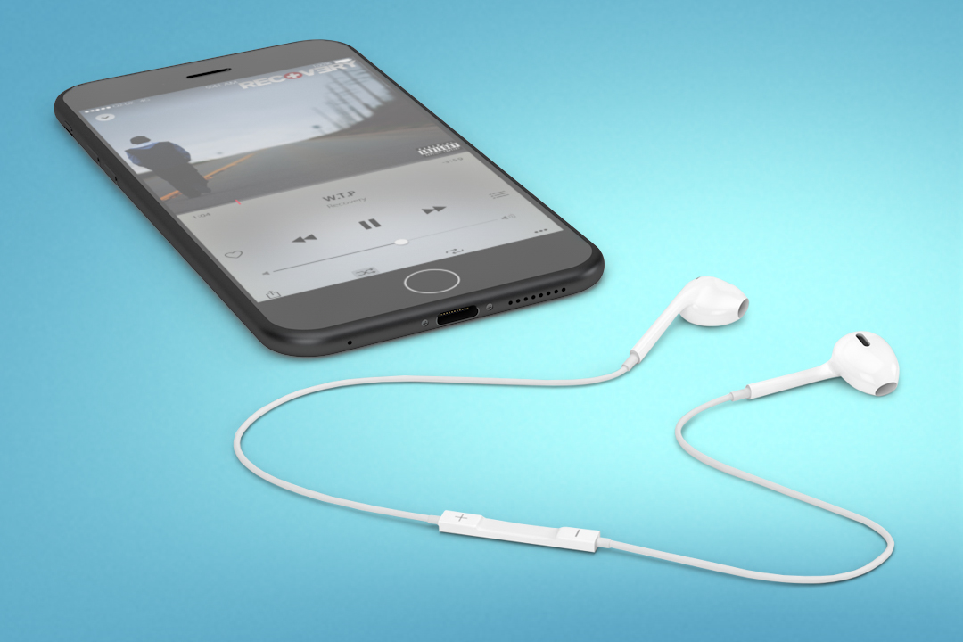 This Is Where the Solution to the Earphones for iPhone 7?