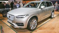 First of its kind hybrid Volvo SUV XC90 T8 Excellence launched in India with a price tag of Rs.1.25 crore