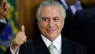 Brazil: Michel Temer sworn in as president