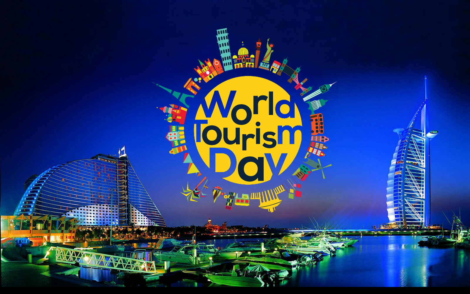 Best World Tourism Day... Adventure Quotes Wallpaper