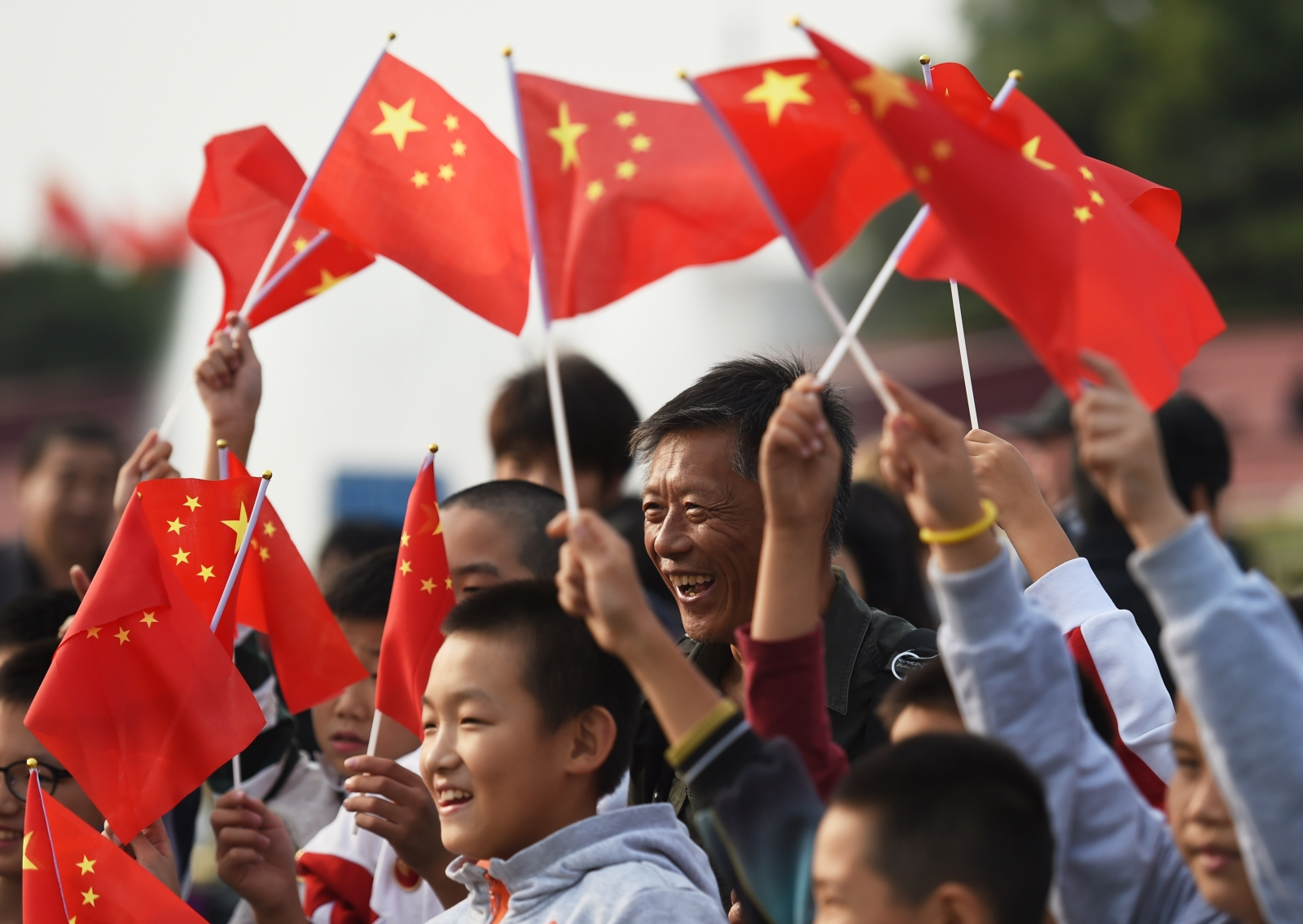China National Day 2016 - Celebration, Parade & Pictures ...
