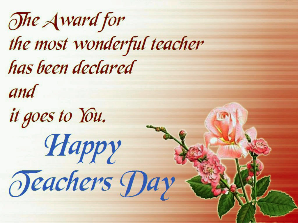 Happy Teachers Day Sms Messages Wishes Greetings To Share With
