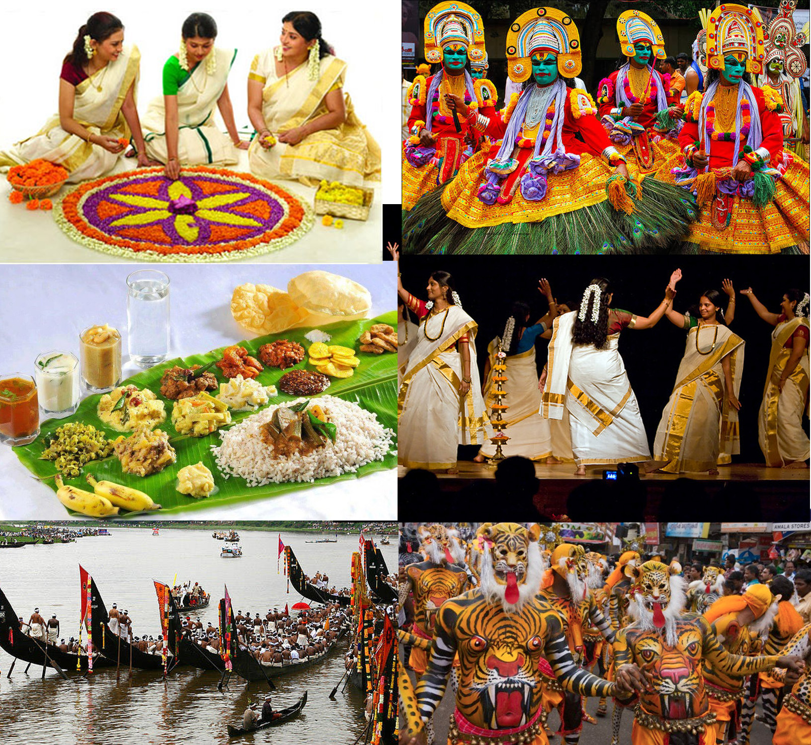 Onam Wishes, SMS, Messages, Pictures, Wallpapers, Images