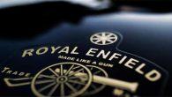 Royal Enfield logo.