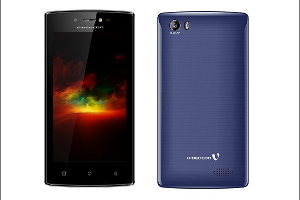 Videocon Graphite2 V45GD Smartphone spotted On Company's Official Website
