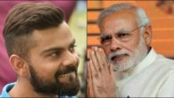 A strong urge of Prime Minister Narendra Modi for sending a greeting to our brave soldiers on Diwali has brought revolution, result, people are cheering our jawans in their own way but the person who achieved victory first in this matter is next to MS dhoni of our Indian Cricket team.