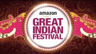 Amazon Great Indian Festival Sale Best Deals, Discounts and offers