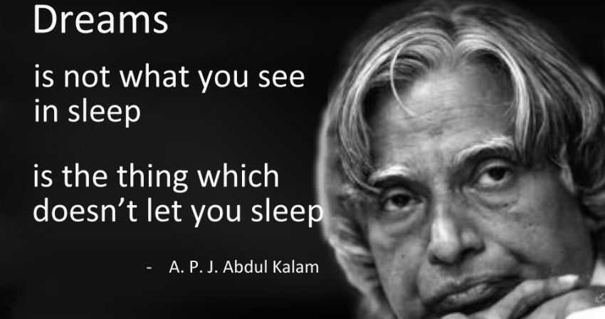 essay on good and bad habit by abdul kalam