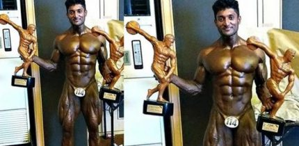Bengaluru Body Builder Water tanker driver