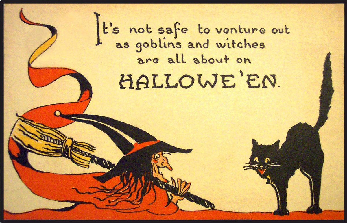 Delightful Happy Halloween Sayings
