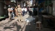 "One Kills and several injuries in heavy Blast in Delhi ""Chandni Chowk"""