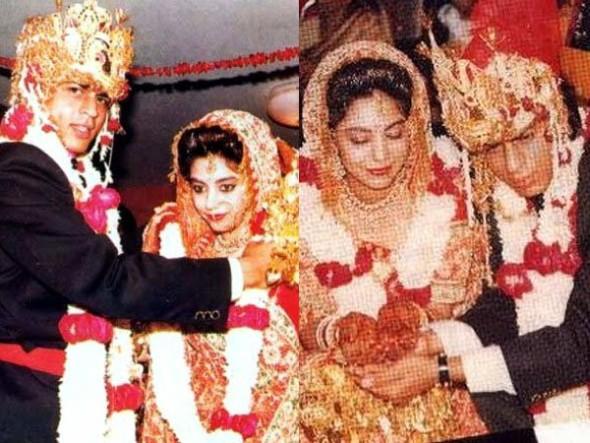 Shahrukh Khan Gauri Khan