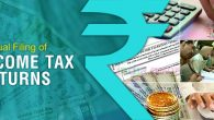 Steps to fill Income tax online