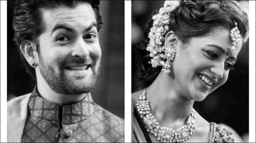 Neil Nitin Mukesh Rukmini Sahay fast together on Karva Chauth