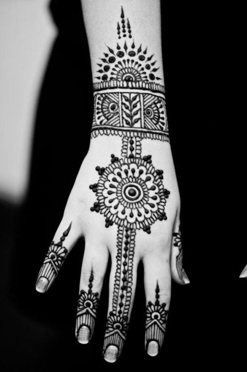 Best Mehndi Designs with Images