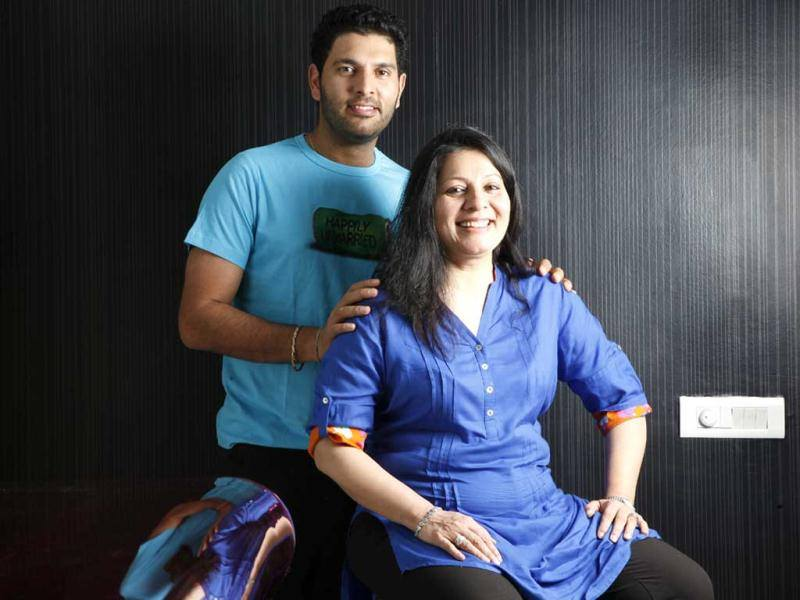 Whole family came for my honeymoon, alleges Yuvraj Singh's bhabhi