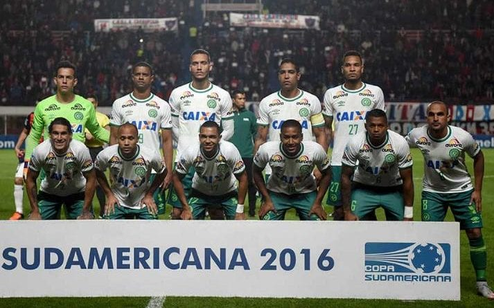Brazilian clubs offer to loan players to Chapecoense after plane crash