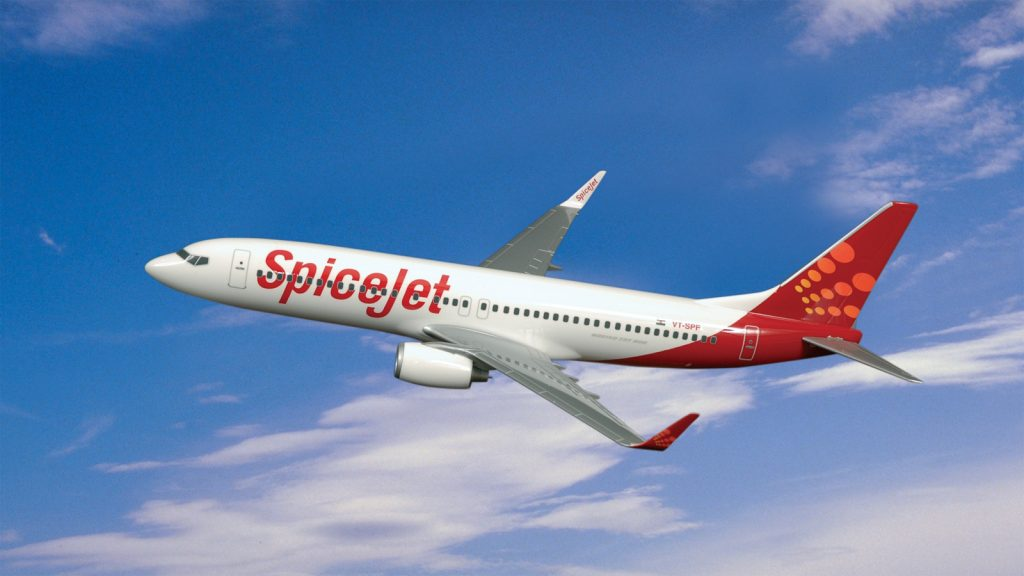 Spice Jet's SPICY ANNUAL SALE Offers Tickets @ Rs 737/-