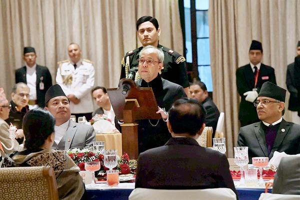 Mukherjee's trip successful in building mutual trust: Nepal cabinet
