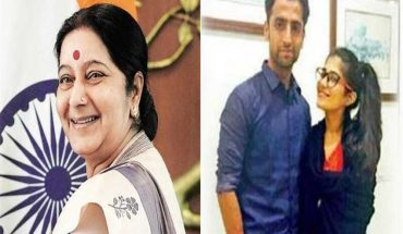 Check out! Why Sushama Swaraj comes forward for the Pakistani Girl to meet her Man?