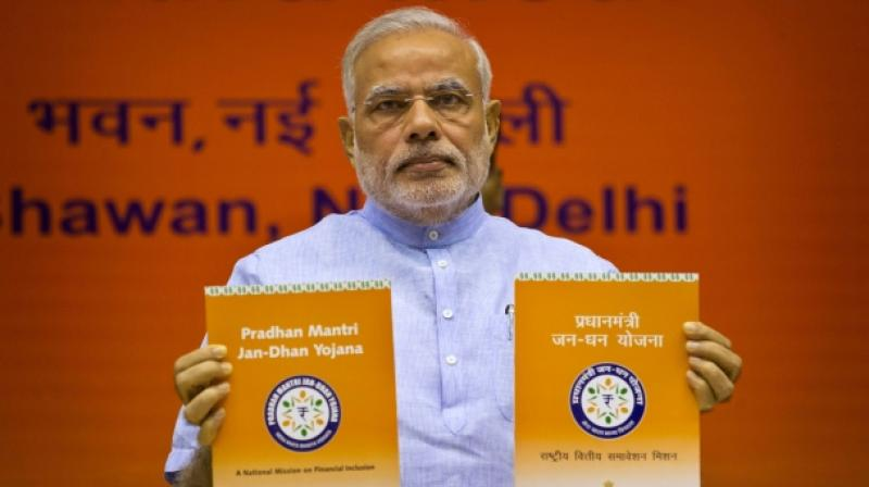 Jan Dhan account withdrawal limit reduced to Rs 10000 by Reserve Bank of India