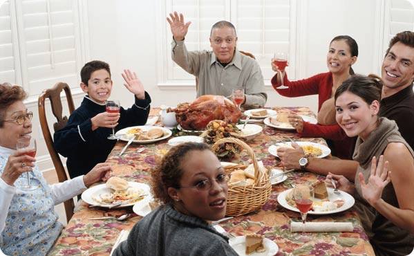 Thanksgiving is a time to embrace our differences