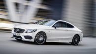 Mercedes-AMG C 43 4Matic Coupe to be Launched on Dec 14 in India