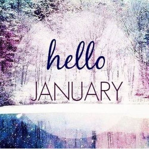 17 Welcome January Quotes Images Pictures To Say Hello To New