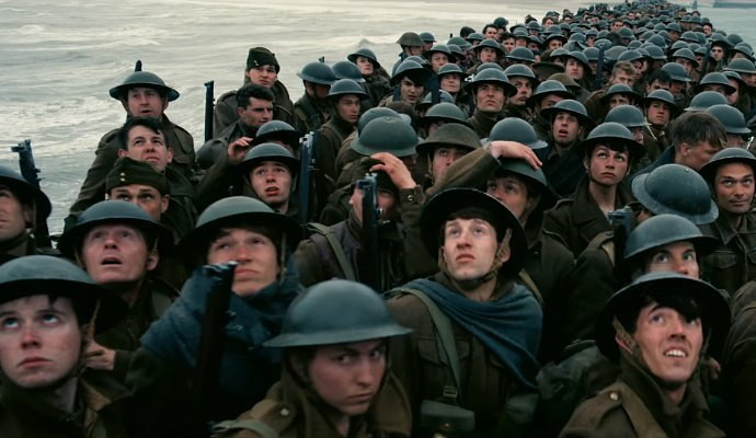 Dunkirk movie trailer