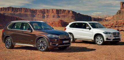Petrol Variants of BMW X3 and X5 Launched in India at Price starting from Rs 54.90 Lac
