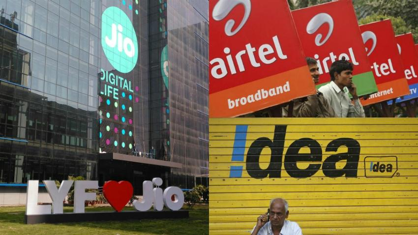 Airtel-Idea Free Unlimited Calling Packs: Flags-Off the Tariff War Against Reliance Jio