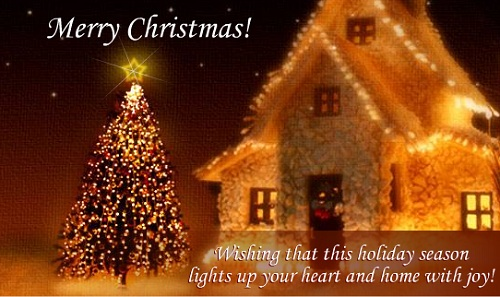 Best Merry Christmas Wishes, Messages, SMS to celebrate the ...