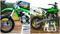 Kawasaki KX100 and KX250F(2017) are Now Official in India; Check Out All Details