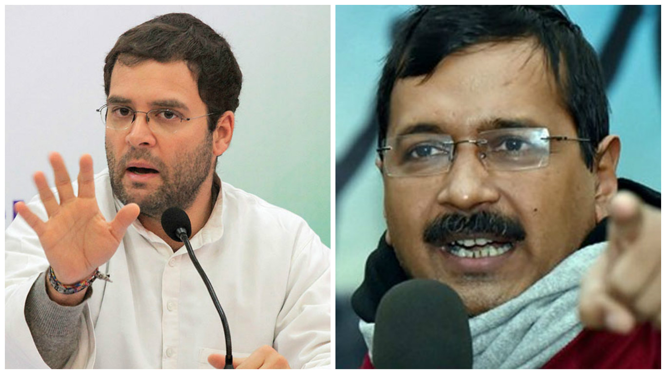 "Arvind Kejriwal is Back on PM Modi Degree Row; Calls PM Modi ""Illiterate"""