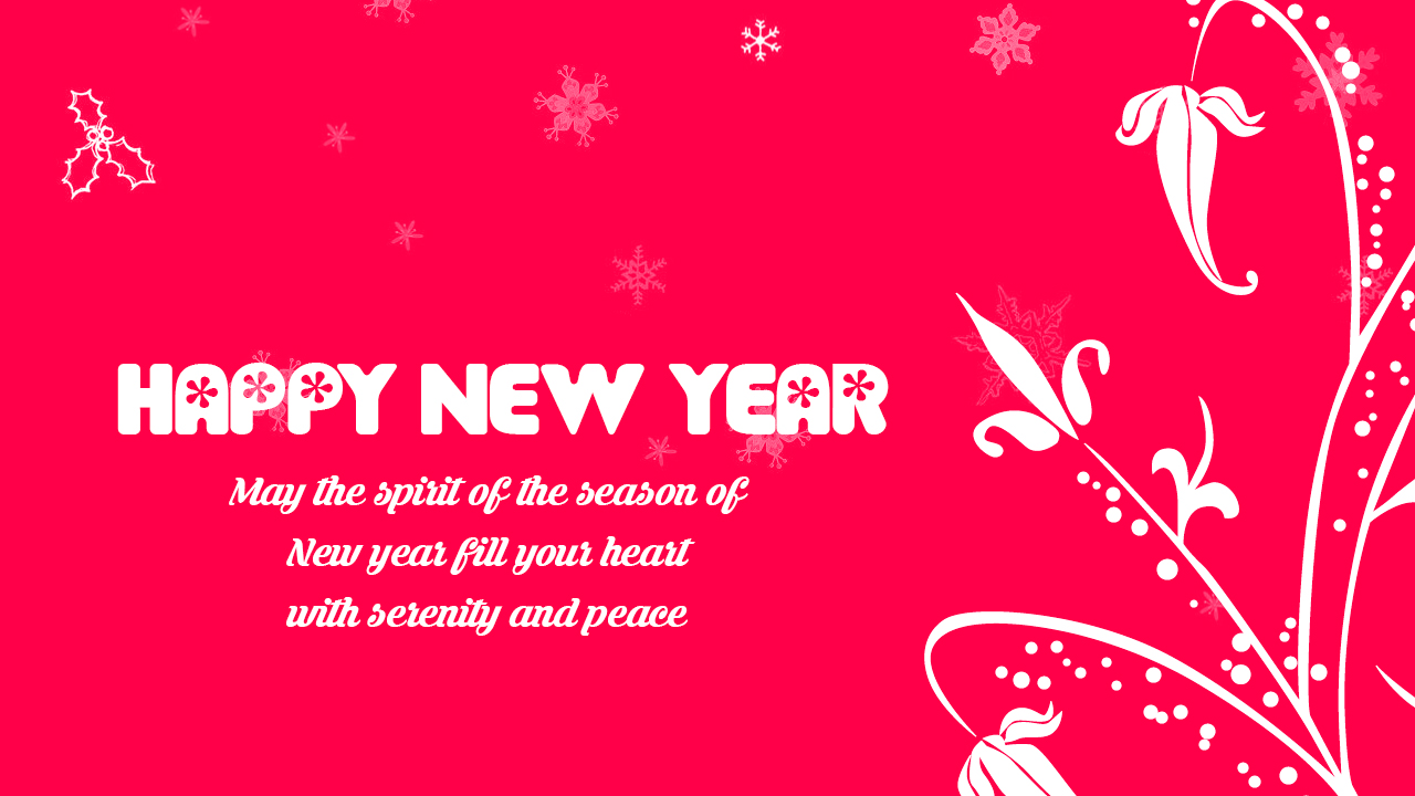Happy New Year Images Wallpapers Pictures To Share With All Your