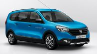 Renault Lodgy Stepway Range Launched in India, Price starting from 9.43 Lakh