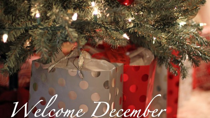 Welcome December Photos