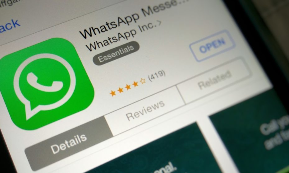 WhatsApp for Android Adds GIF Support & More