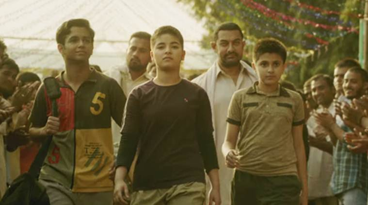 Dangal First Weekend Collection: Movie crossed 100Cr mark in just 3 days