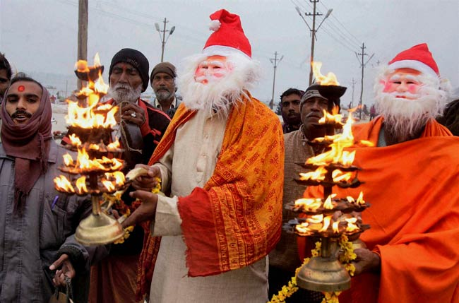 christmas celebration in india a place where people celebrate every festival with equal dignity - Do They Celebrate Christmas In India