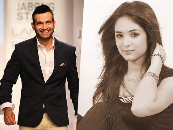 Image result for irfan pathan and his wife