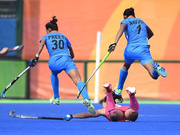 Women's U-18 Asia Cup Hockey: India beats Korea to Claim the Bronze Medal