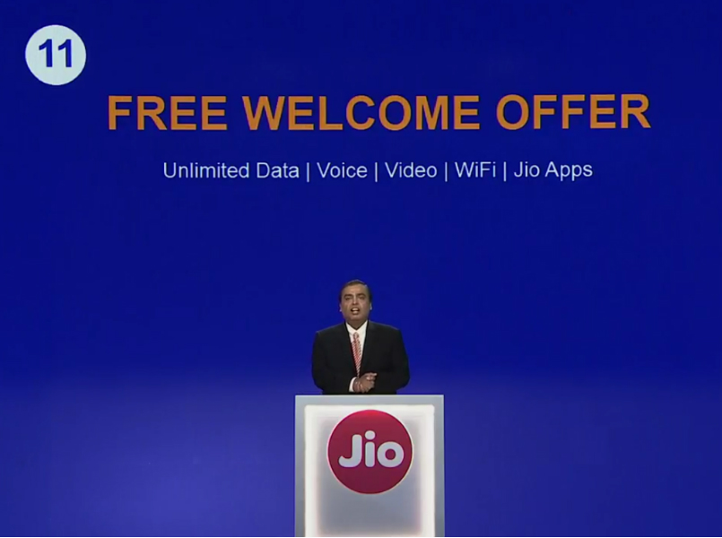 Reliance Jio Happy New Year Offer, Data Plan & Pricing