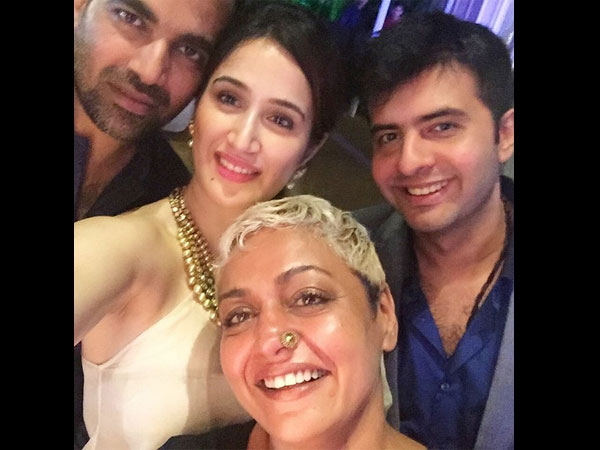 Zaheer Khan dating Bollywood actress Sagarika Ghatge?
